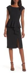 b5606e00 Black Peplum Dresses - ShopStyle