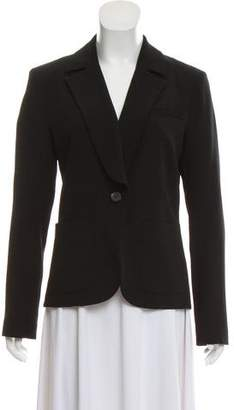 Maiyet Virgin Wool Notch-Lapel Blazer