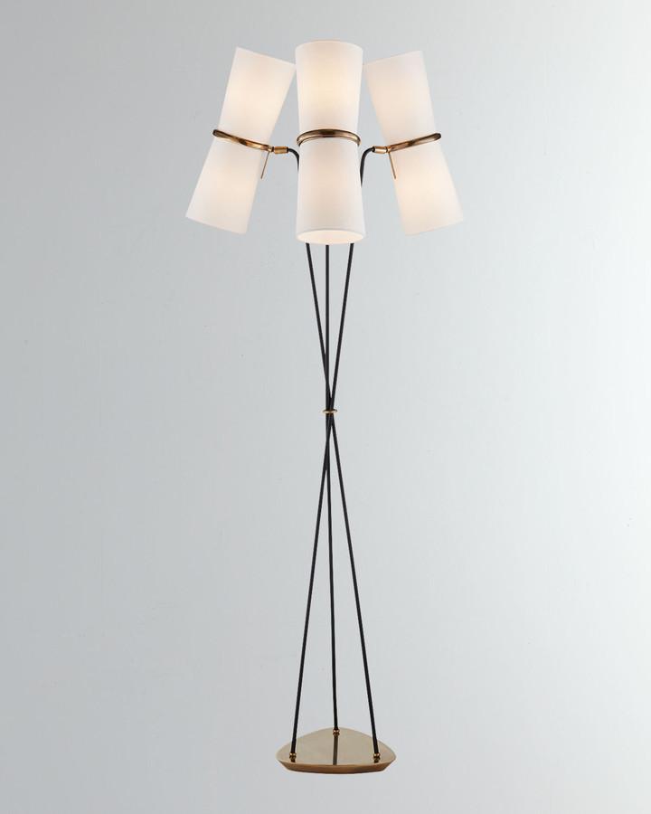 Aerin Clarkson Triple Floor Lamp
