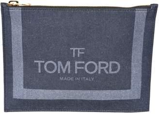 Tom Ford Logo Clutch