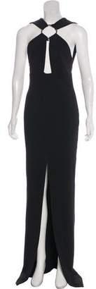 SOLACE London Sleeveless Maxi Dress