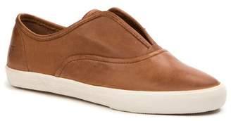 Frye Mindy Slip-On Leather Sneaker