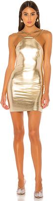 superdown Melanie Strappy Mini Dress