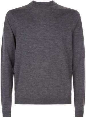 Sandro Merino Wool Sweater