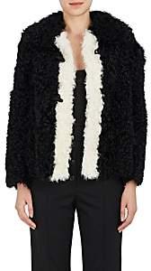 Philosophy di Lorenzo Serafini Women's Shearling Duffle Jacket - Black