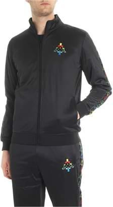 Marcelo Burlon County of Milan Kappa Zipped Jacket