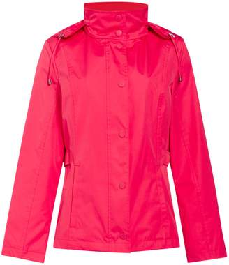 Cloud Nine Short jacket with packaway hood