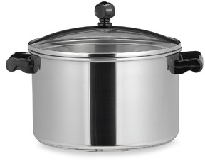 Farberware Classic Series II Stainless Steel 4-Quart Covered Sauce Pot