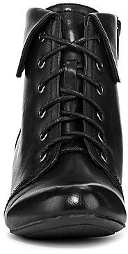 JCPenney YuuTM Tang Cuffed Lace-Up Boots