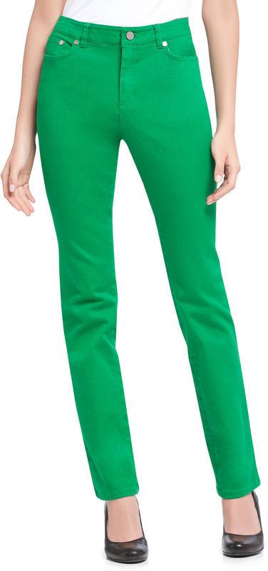 AK Anne Klein 5 Pocket Skinny Jean