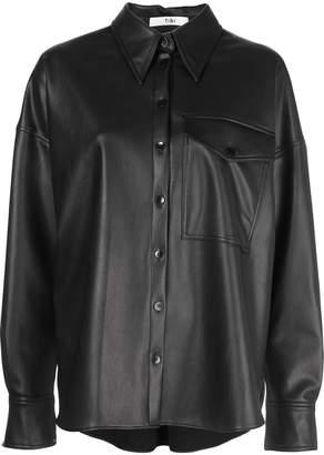 Tibi relaxed utility blouse
