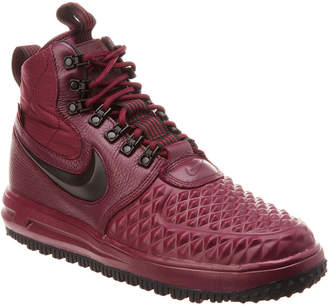 Nike Lunar Force 1 '17 Watershield Leather Sneaker