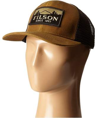 Filson Logger Mesh Cap Caps