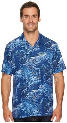 Tommy Bahama Florida Gators Collegiate Series Fez Fronds Shirt Men's Clothing
