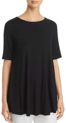 Eileen Fisher Petites Flowing Trapeze Top