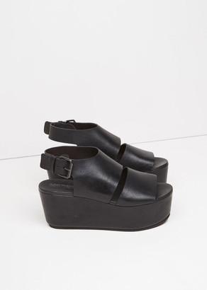 Marsèll Trampolo Platform Sandal $935 thestylecure.com