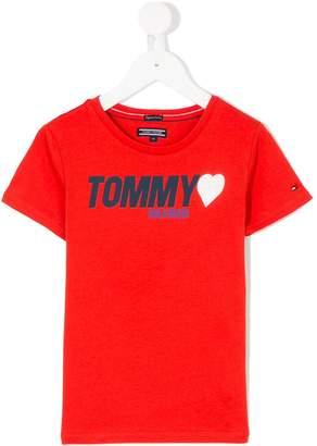 Tommy Hilfiger Junior logo T-shirt