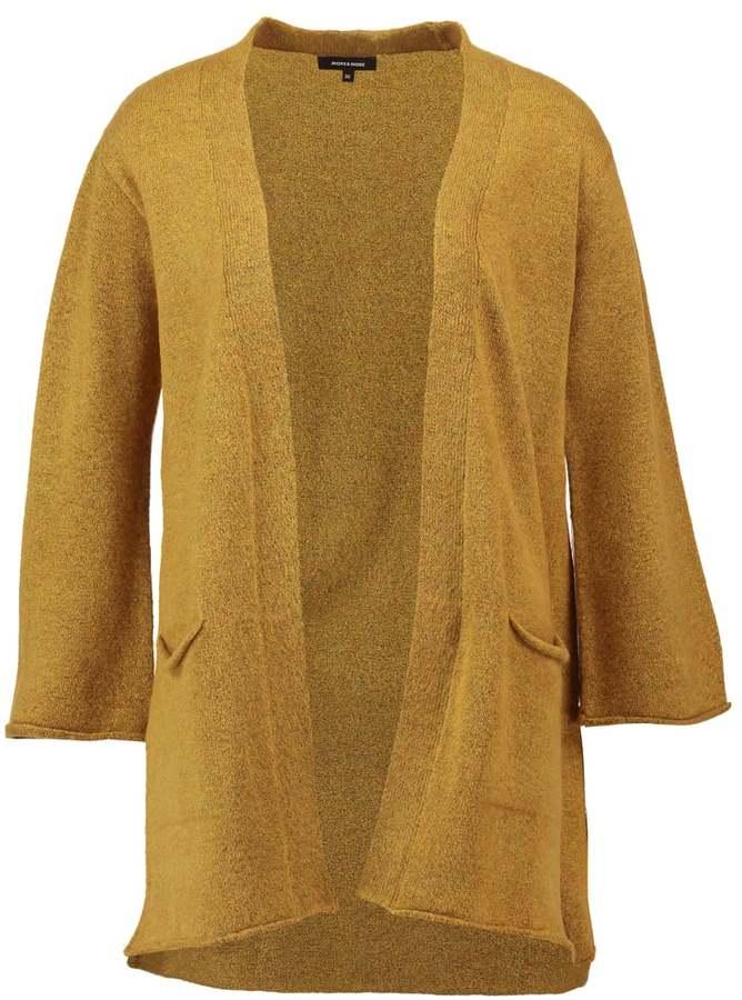 More & More Cardigan soft camel