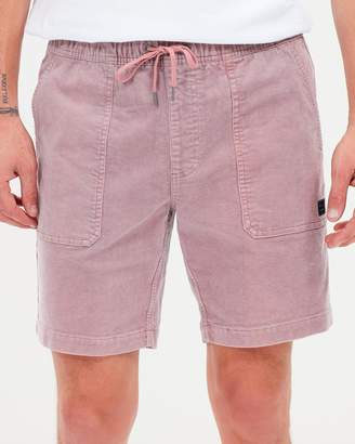 Billabong Larry Cord Elastic Shorts