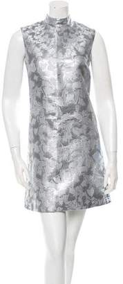 Mary Katrantzou Patterned Sleeveless Dress w/ Tags