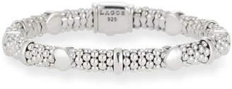 Lagos Child's 6mm Kinder Sterling Silver Bracelet