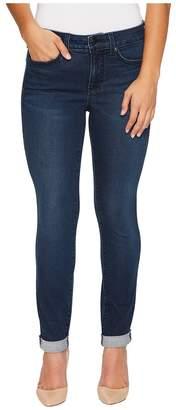 NYDJ Petite Petite Girlfriend Jeans in Smart Embrace Denim in Morgan Women's Jeans