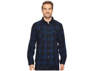 The North Face Long Sleeve Alpine Zone Shirt Men's Long Sleeve Button Up