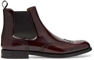 Church's Ketsby leather brogue chelsea boots
