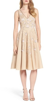 Women's Adrianna Papell Embellished Dress $279 thestylecure.com