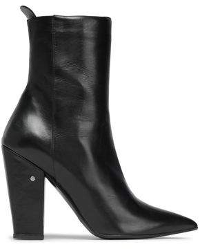Laurence Dacade Maia Leather Ankle Boots