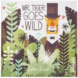 Peter Brown ABC Home Mr. Tiger Goes Wild