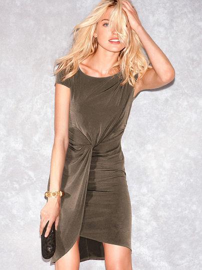 Victoria's Secret Knot-front Dress