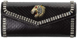 Gucci Broadway Python Clutch Bag