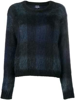 Woolrich checked jumper