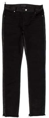 RtA x Mastermind Denim Cut-Off Skinny Jeans w/ Tags