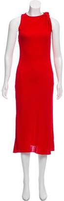 Ungaro Sleeveless Midi Dress