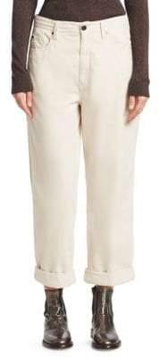 Brunello Cucinelli Velvet Relaxed Jeans