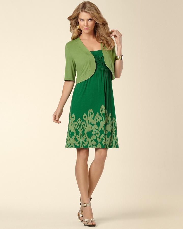 Soma Intimates Knotted Bandeau Dress