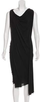 Alexander Wang Asymmetrical Midi Dress