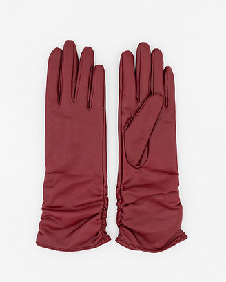 Le Château Leather Gloves