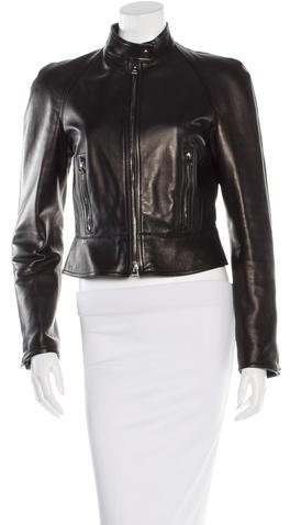 Tom Ford 2016 Leather Jacket