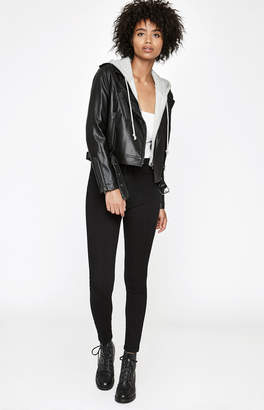 Pacsun Super Black Super High Rise Skinniest Jeans