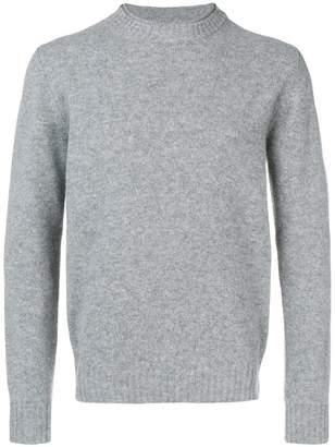 Aspesi double crew neck sweater