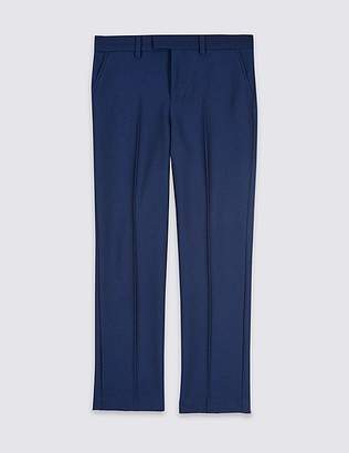 Marks and Spencer Regular Fit Trousers (3-16 Years)