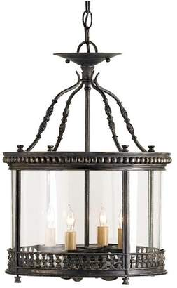 Grayson Currey and Company 9045 Currey In A Hurry 4 Light Ceiling Lantern