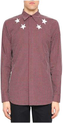 Givenchy Cotton Check Shirt