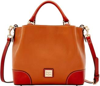 Dooney & Bourke Pebble Grain Small Brenna