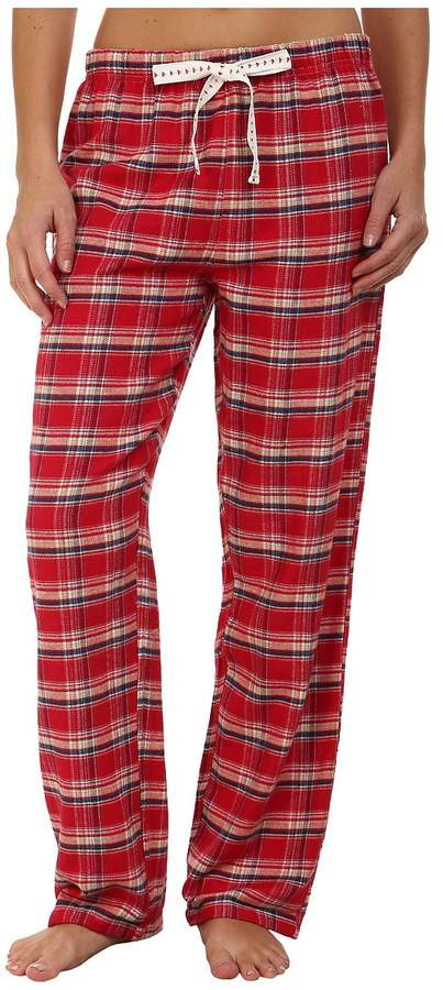 Flannel Pants Women's Pajama