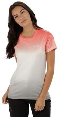 Regatta Orange 'Fingal' Print T-Shirt