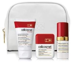 Cellcosmet Switzerland Skin Luminous Set